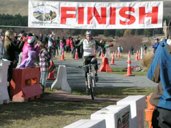 MTB Pursuits Run79 mountain bike race