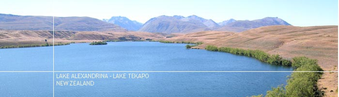 Lake Alexandrina and the Cass Valley beyond
