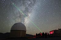Earth and Sky astronomy tours